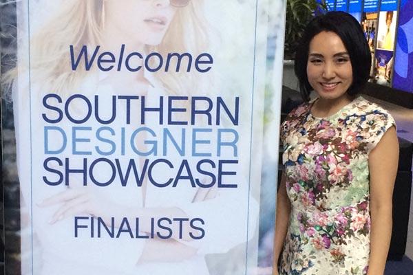 Angela Kim - Belk Southern Designer Showcase Finalist