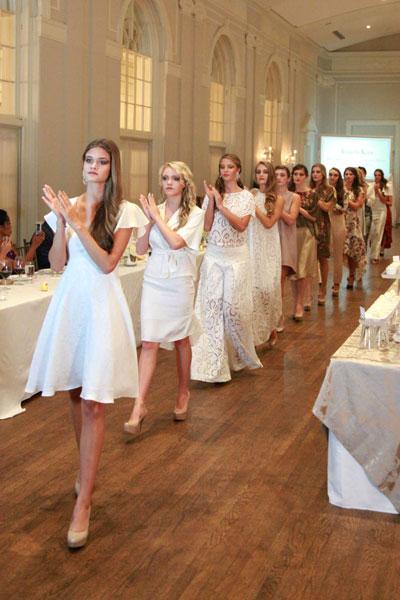 Angela Kim Designs Charlotte Fashion Week Collection