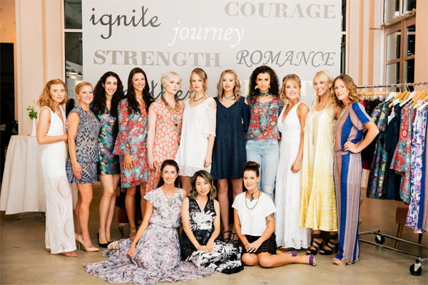 Angela Kim Couture Pop Up Party