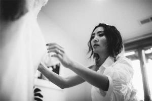 Custom Wedding Dress Designer Angela Kim